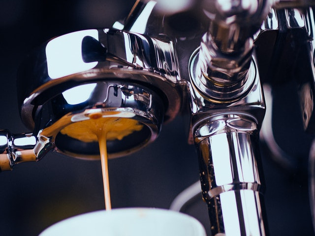 Citadella Espresso extraction